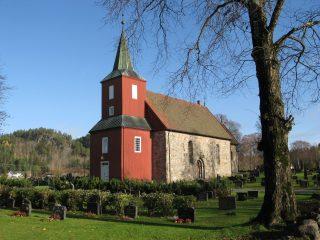 Hedrum kirke i Larvik
