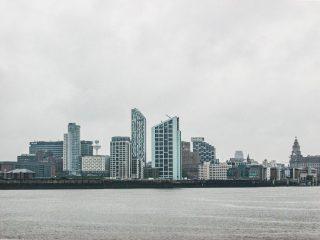 Havneområdet i Liverpool